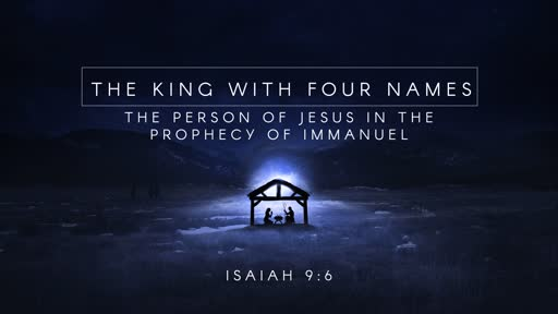 The King with Four Names