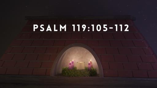 Psalms 119:105-112