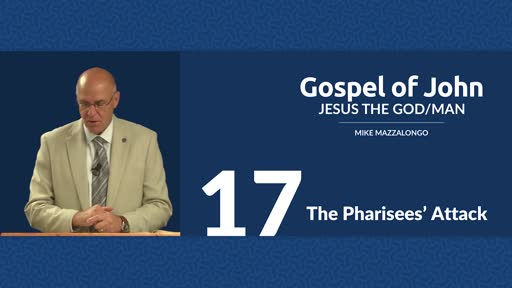 The Pharisees' Attack
