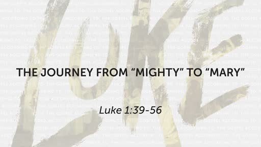 """The Journey from """"Mighty"""" to """"Mary"""""""