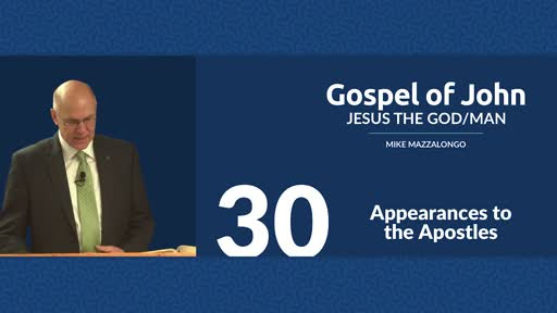 Appearances to the Apostles