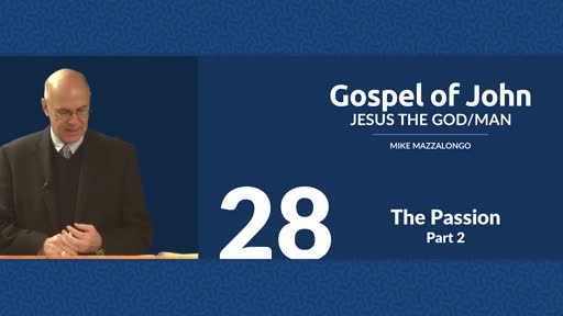 The Passion - Part 2