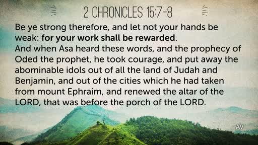 Reward of Faith pt.2