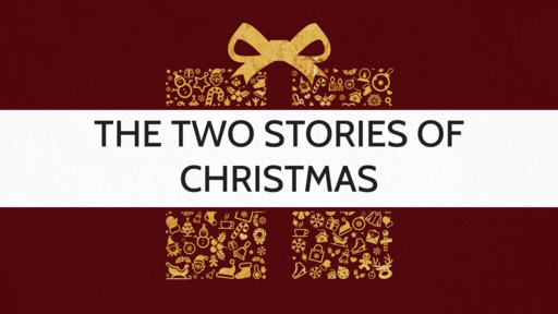 Christmas Banquet- The Two Stories of Christmas