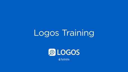 Logos Training