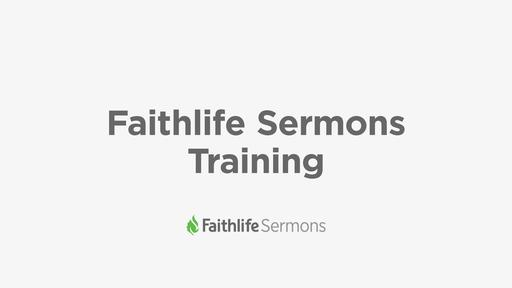 Faithlife Sermons