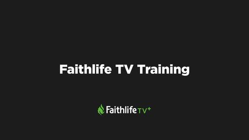 Faithlife TV Training