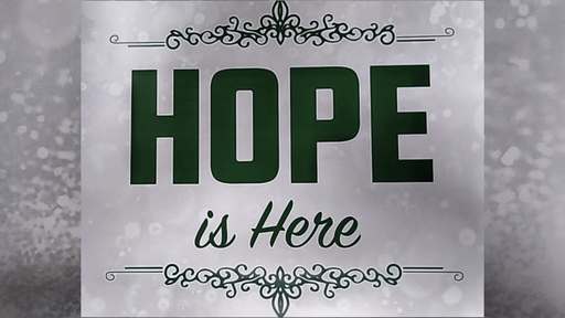 What Makes for a Merry Christmas? Hope is Here