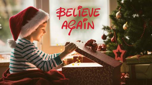 Believe Again - Mary's Song: Luke 1:46-56