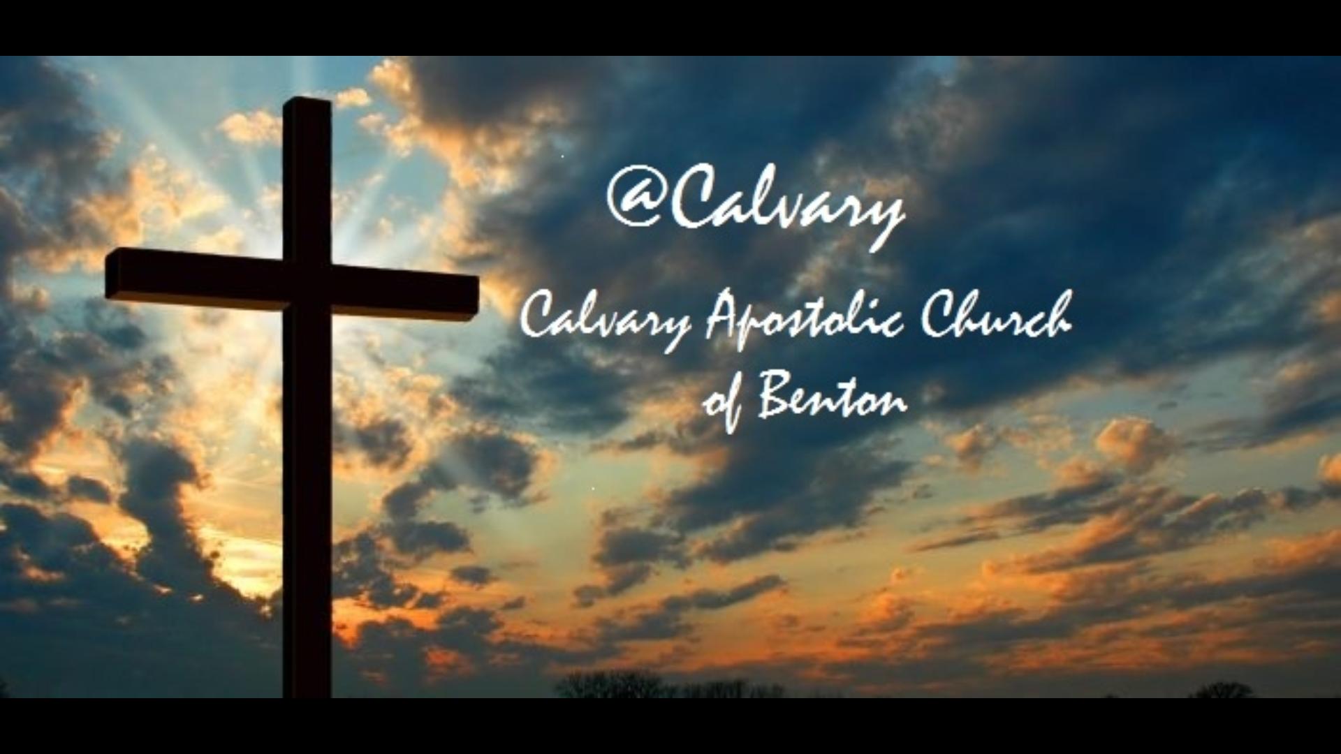 Activity - Calvary Apostolic Church of Benton - Faithlife