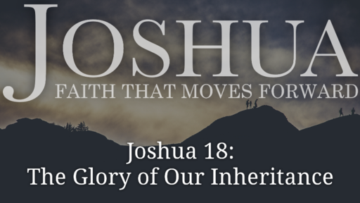 The Glory of Our Inheritance