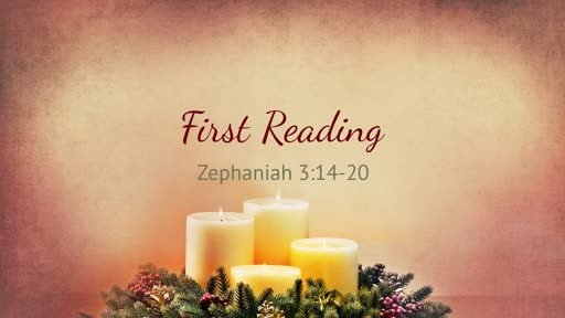 December 16, 2018 Service of the Word