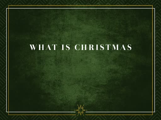 What is Chrismas