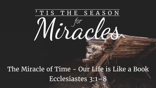 'Tis the Season for Miracles