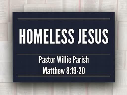 Homeless Jesus Part 2