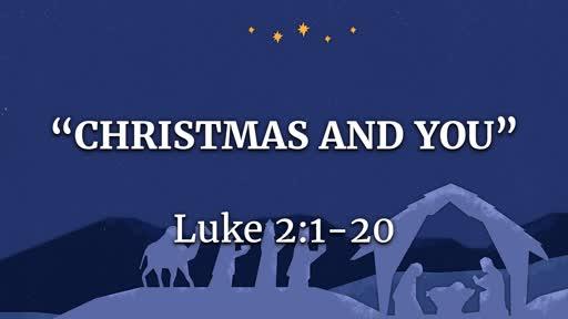 December 16 - Christmas and You
