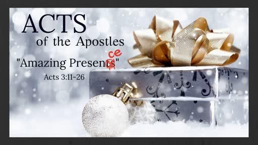 Giving Christmas Joy