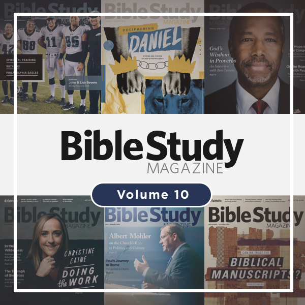 Bible Study Magazine, Volume 10
