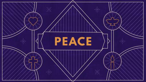 PEACE (week 3)