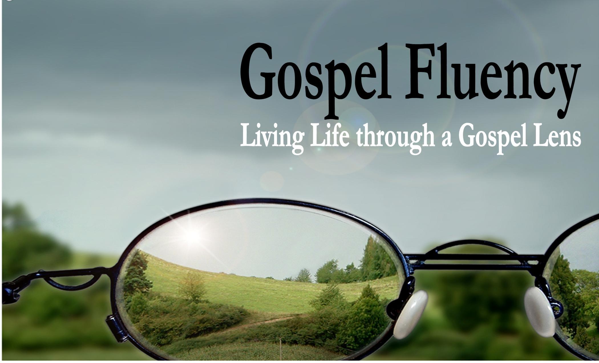 Gospel Fluency Poster