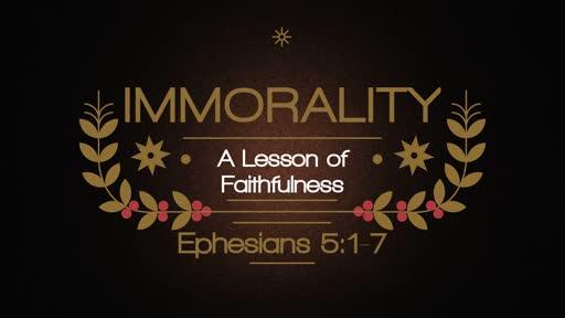 296 - Ephesians Lesson 28