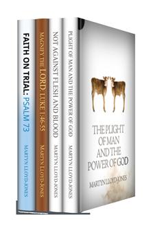 Martyn Lloyd-Jones Expositions (4 vols.)