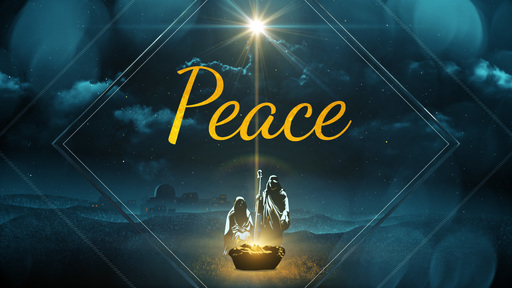 Matthew 1:18-25. Jospeh's Obedience: The Message of Peace