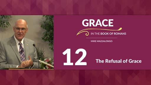 The Refusal of Grace