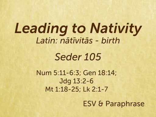 181222 - Nativity - S105