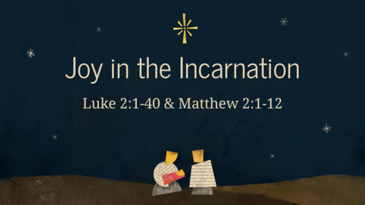 Joy in the Incarnation