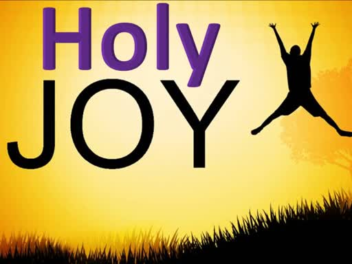 12-23-18 Holy Joy