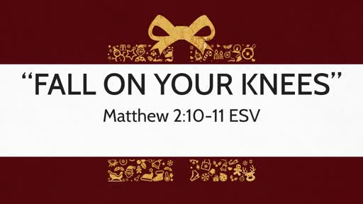 """""""Fall On Your Knees"""""""