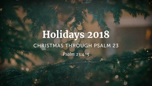 Sunday Service December 23