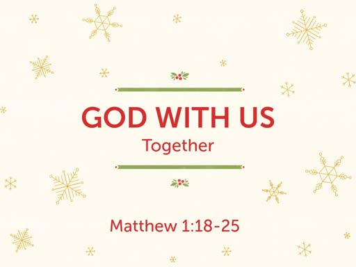 God With Us Together