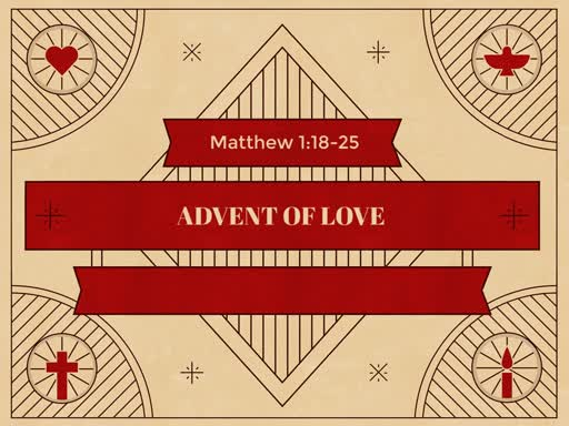 Advent Week 4 Love