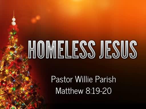 Homeless Jesus Part 3