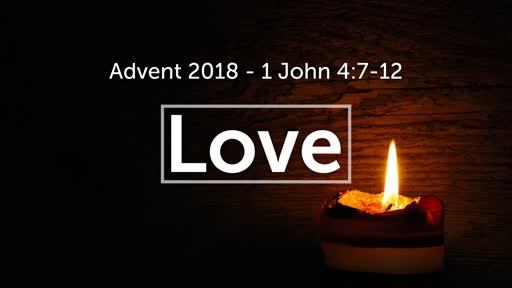 Advent 2018 - Love
