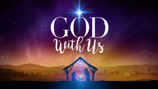 God With Us is Jesus