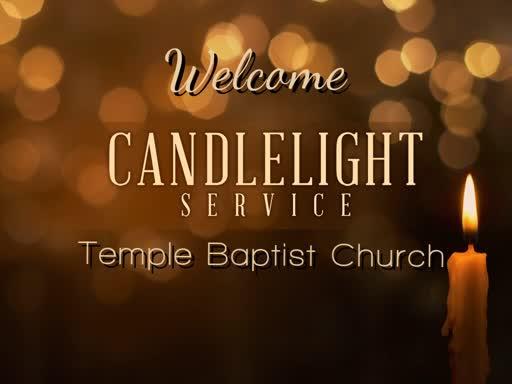 Christmas Eve Service 12/24/2018