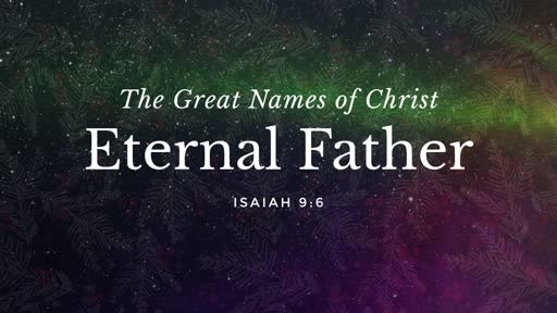 Eternal Father