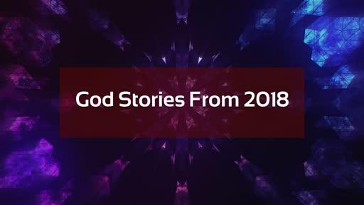 God Stories for December 2018