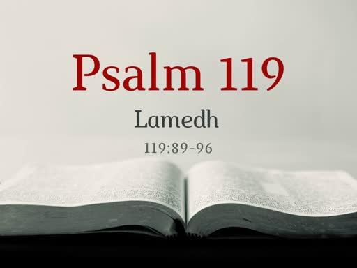 Psalm 119 (10)