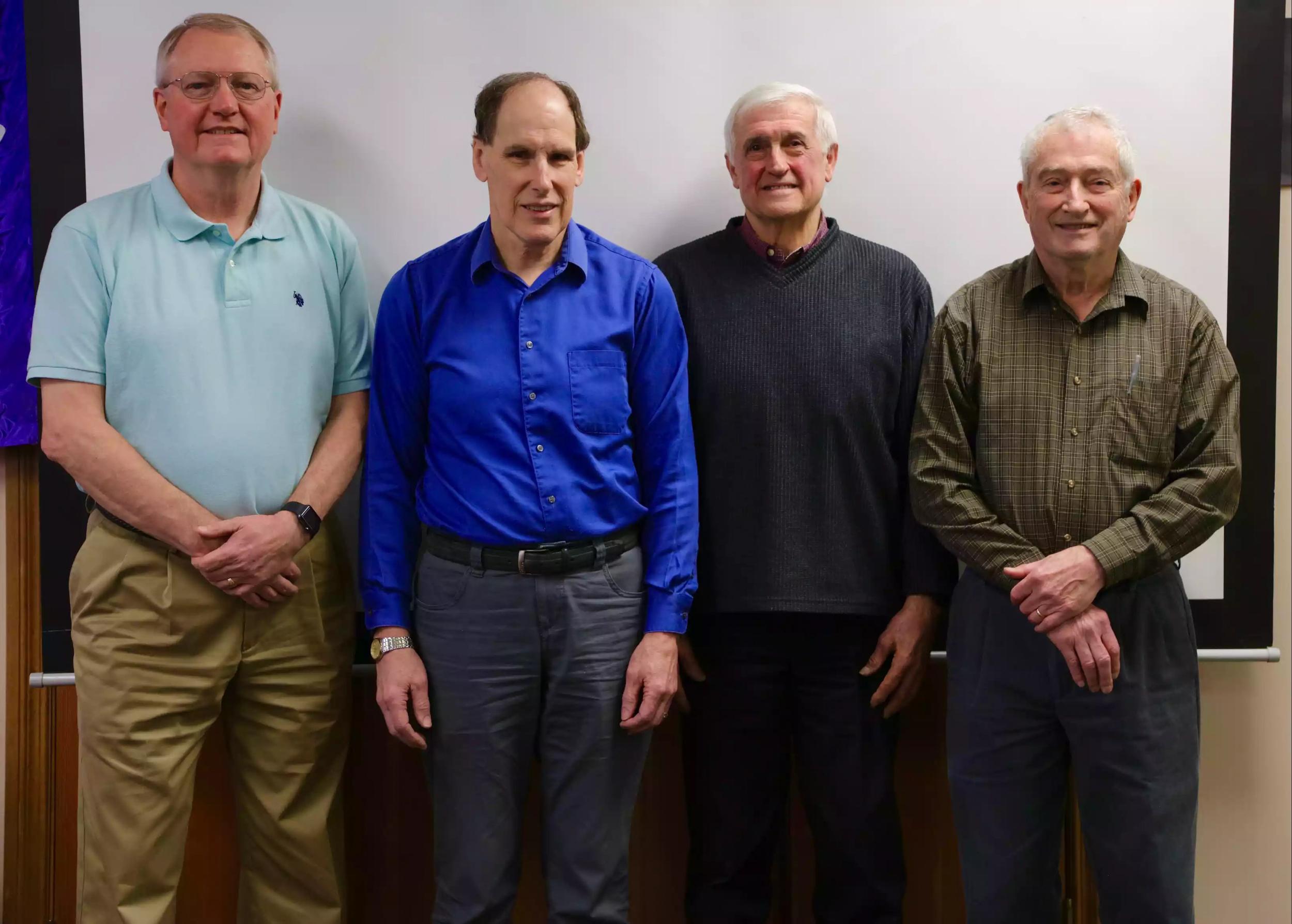 Elders Staff