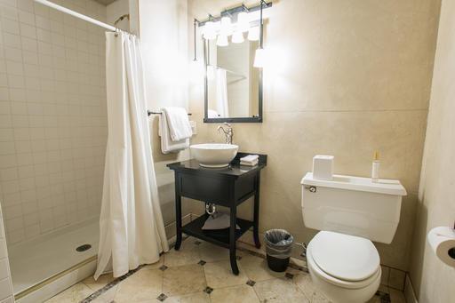 West Bedroom Bathroom