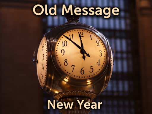 Old Message, New Year