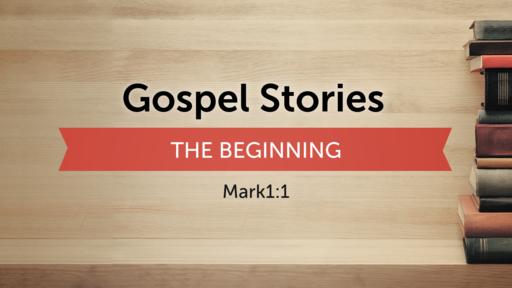 Gospel Stories: The Gospel | Chris Dewar | January 6, 2019