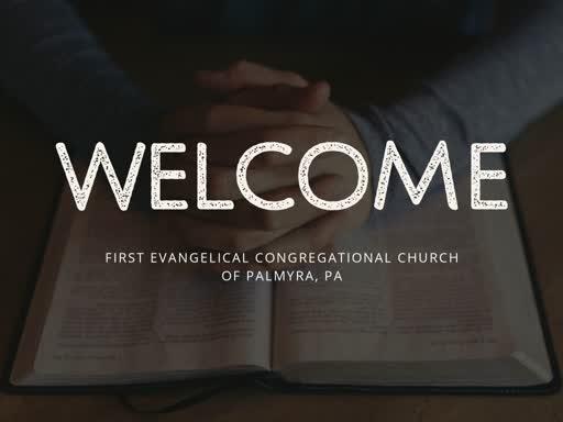 Sunday Worship January 6, 2019