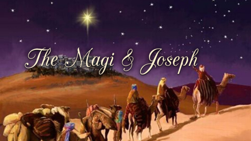 The Magi and Joseph