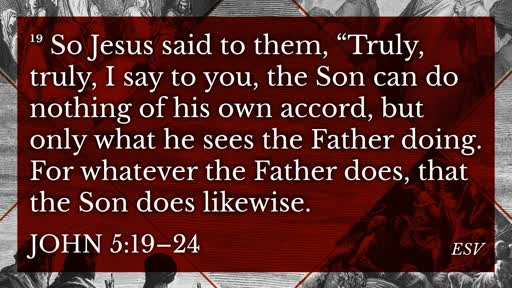 The Authority of the Son