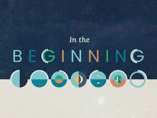 Genesis 1:1-31 // In the Beginning God Created